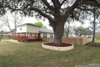 Wilson County Single Family Home Active Option: 108 Guerra St