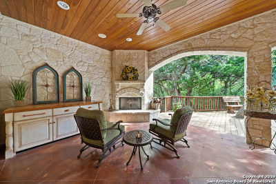 Helotes Single Family Home For Sale: 10826 Reyes Canyons