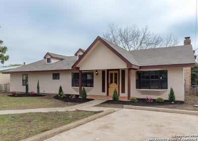 Seguin Single Family Home For Sale: 909 E Walnut St