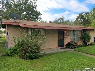 San Antonio Single Family Home Back on Market: 642 Monticello Ct