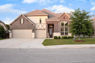 Bexar County Single Family Home Active Option: 11523 Lily Blair