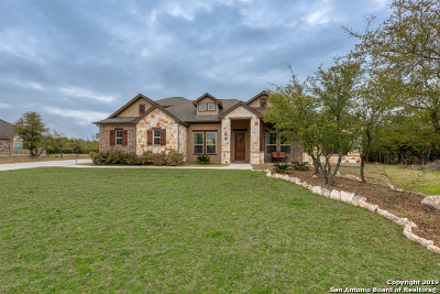 New Braunfels Single Family Home For Sale: 117 Regent Pass