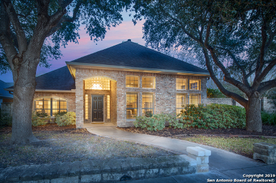 New Braunfels Single Family Home Active Option: 2287 Kensington Way