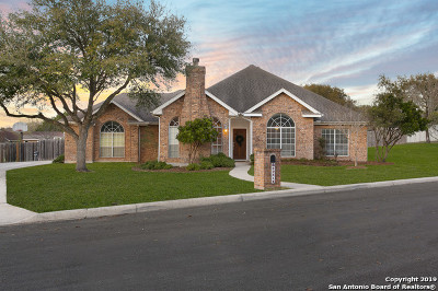Boerne Single Family Home Active Option: 29314 Sumpter Dr
