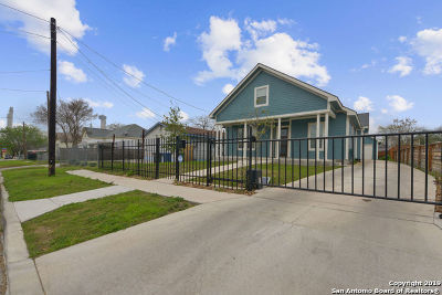 Single Family Home For Sale: 619 Dakota
