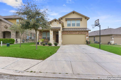 San Antonio Single Family Home For Sale: 266 Tufted Crest