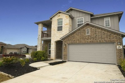 Single Family Home For Sale: 8205 Robin Gate