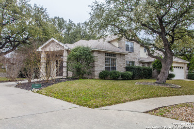 Schertz Single Family Home Active Option: 2920 Bent Tree Dr