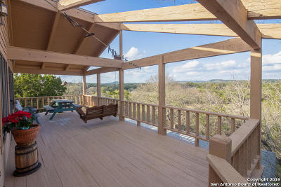 Wimberley Single Family Home For Sale: 162 Belle Dr