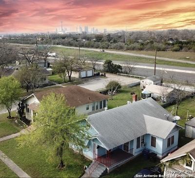 San Antonio Single Family Home For Sale: 1007 E Drexel Ave