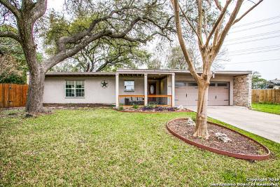 Single Family Home For Sale: 1802 Edgehill Dr
