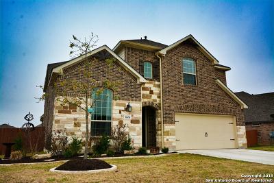 Bulverde Single Family Home For Sale: 30654 Horseshoe Path