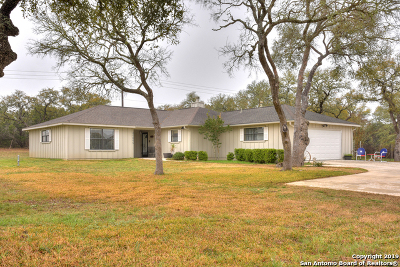 Bulverde Single Family Home For Sale: 31885 Acacia Vis