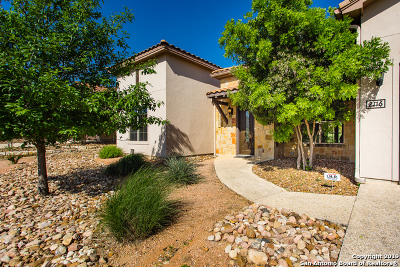 Kerrville Single Family Home For Sale: 2116 Toscano Way