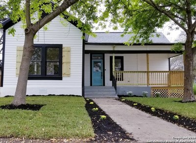 Single Family Home For Sale: 126 Haynes Ave