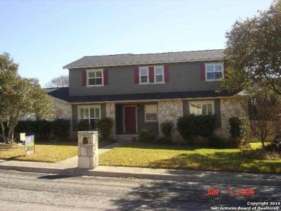 Single Family Home Back on Market: 2122 Oak Bend
