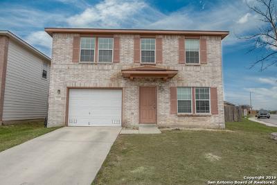 San Antonio Single Family Home For Sale: 11203 Dublin Trace