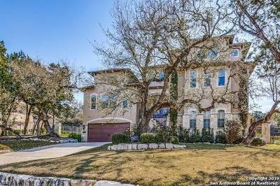 San Antonio Single Family Home For Sale: 3639 Ivory Creek