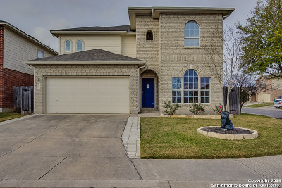 Helotes Single Family Home For Sale: 9807 Cochem Path