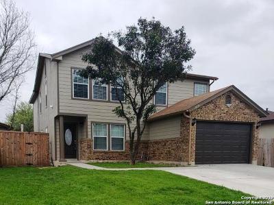 Converse Single Family Home For Sale: 6864 Columbia Ridge Dr