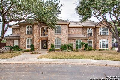 San Antonio Single Family Home For Sale: 7 Bowood Ct