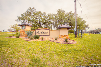 La Vernia Residential Lots & Land For Sale: 152 Woodlands Dr