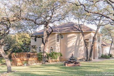 San Antonio Single Family Home For Sale: 16734 Lilly Crest Dr