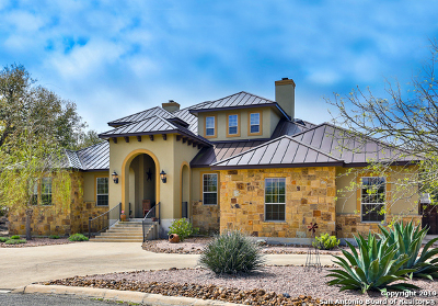 Boerne Single Family Home For Sale: 30804 Wood Bine Way
