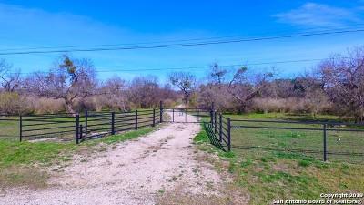 San Antonio Farm & Ranch For Sale: 18369 Fm 1957