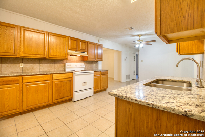 San Antonio Single Family Home Back on Market: 4819 Village View