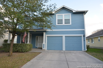 Cibolo Single Family Home For Sale: 119 Brook Mdw