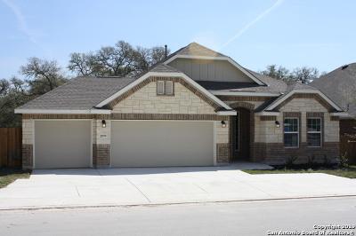 Bulverde Single Family Home For Sale: 2979 Blenheim Park