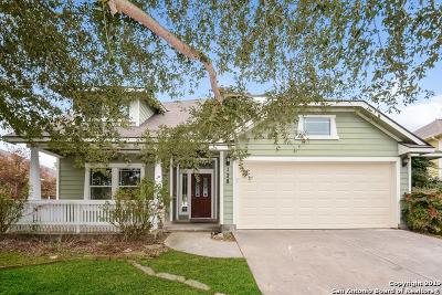 Schertz, Cibolo Single Family Home For Sale: 128 Brook Stone