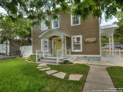 New Braunfels Multi Family Home For Sale: 425 Seguin Ave