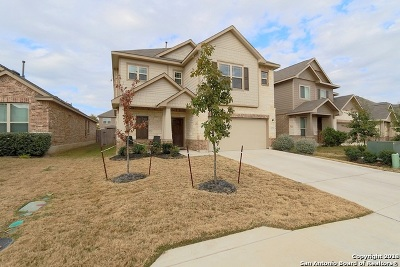 Bexar County Single Family Home For Sale: 13723 Baltic Pass