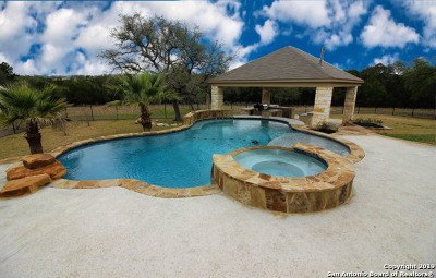 New Braunfels Single Family Home For Sale: 26306 Rockwall Pkwy