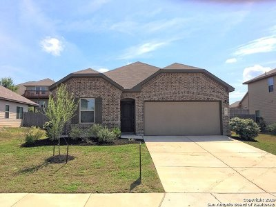 Schertz Single Family Home For Sale: 2816 Mistywood Ln