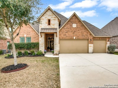 Boerne Single Family Home Active Option: 27019 Hardy Run