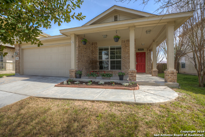 New Braunfels Single Family Home Price Change: 530 Briggs Dr