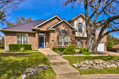 Single Family Home For Sale: 8511 Fairway Spring Dr