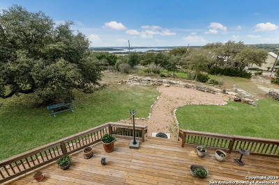 Canyon Lake Single Family Home Back on Market: 852 Crossbow Dr