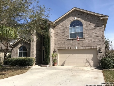 Bexar County Single Family Home For Sale: 306 Soaring Breeze