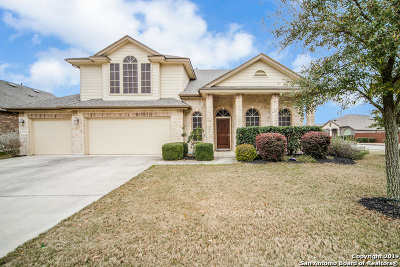 Boerne Single Family Home For Sale: 26702 Camden Chase