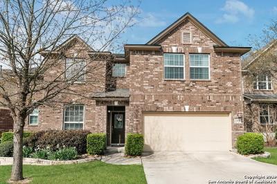 Single Family Home For Sale: 23727 Misty Peak