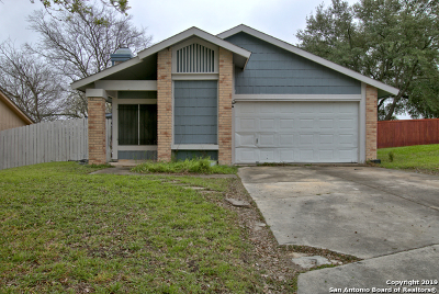 Converse Single Family Home Active Option: 8412 8th St