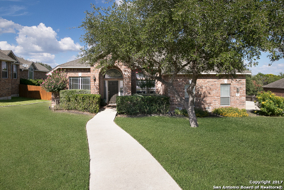 Boerne Single Family Home For Sale: 8923 Woodland Pass