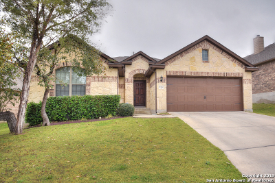 Bexar County Single Family Home For Sale: 11522 Isla Way