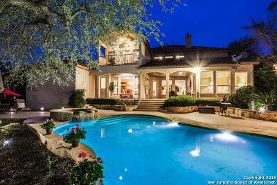 San Antonio Single Family Home For Sale: 25135 Fairway Springs