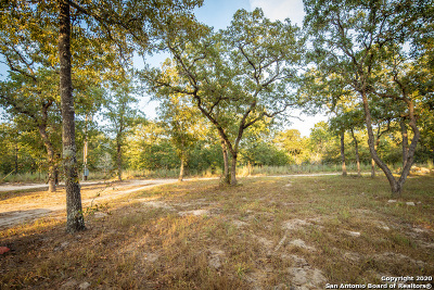 La Vernia Residential Lots & Land For Sale: Tbd Lot 1 Enchanted Oak Dr