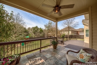 Bexar County Single Family Home Active Option: 4631 Grass Fight